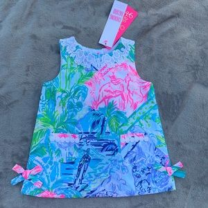 🌺NWT Lilly Pulitzer Bohemian Queen Baby Shift🌺